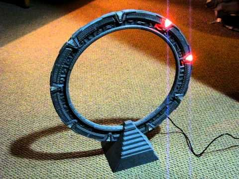 Build a Light-up 3D Printed Stargate That Actually Dials | FILACART BLOG | 3D Printing MegaStore | filacart.com