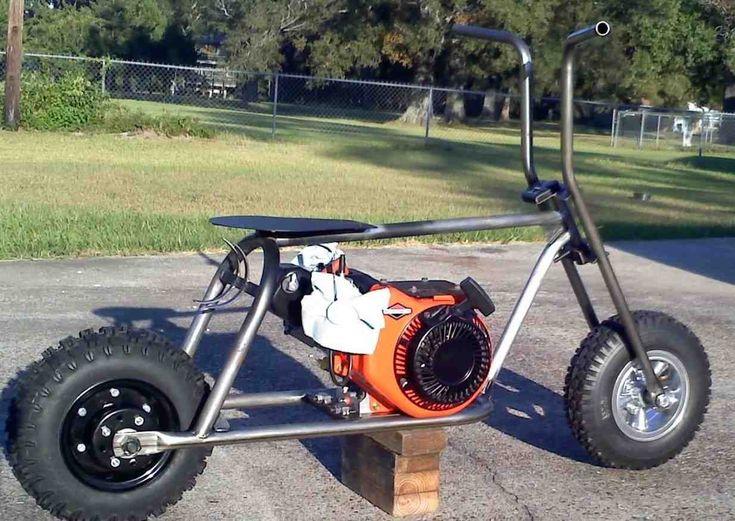 Taco Mini Bike Frame