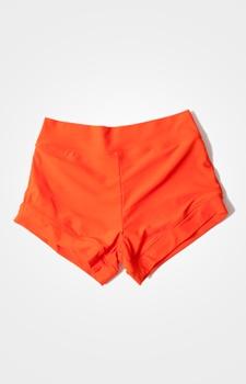Womens Boy Shorts Swimsuits | Womens Modest Swimwear | Lime Ricki