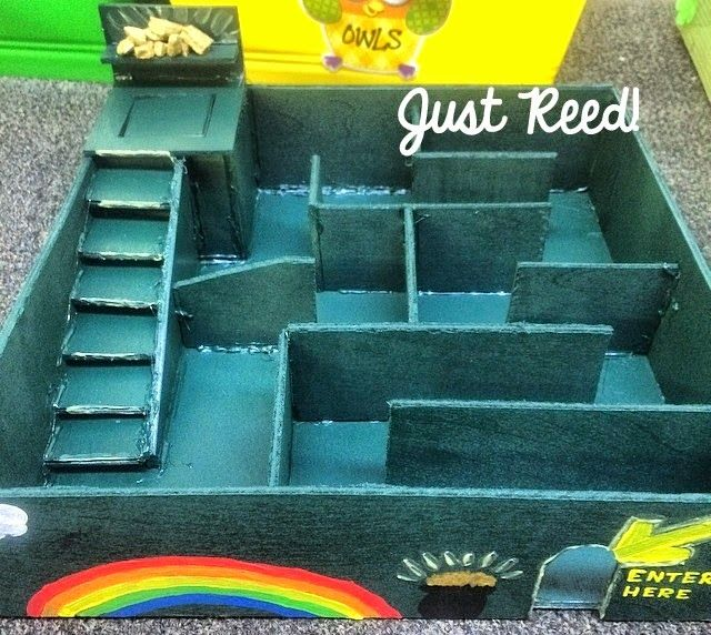Leprechaun Traps at Just Reed!
