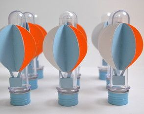 Tubete - Balão 3D