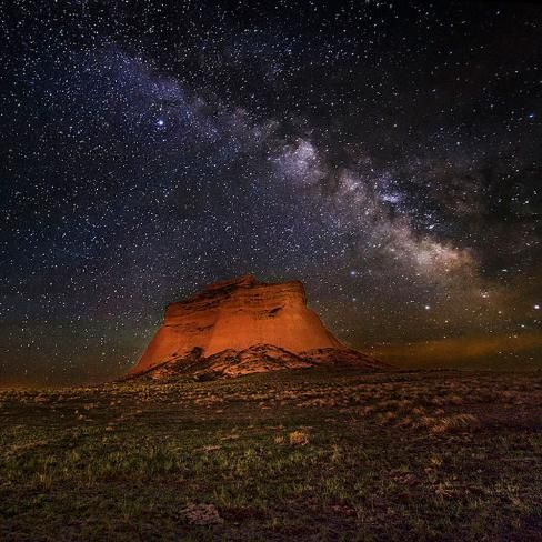 10 Glowing Trails to Hike After Dark   Hiking and Backpacking   OutsideOnline.com