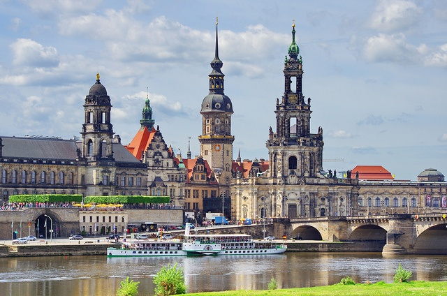 Dresden, Germany ...well, I think we passed through on the train to Berlin, but I would like to actually go there.  - photo by paspog via Flickr