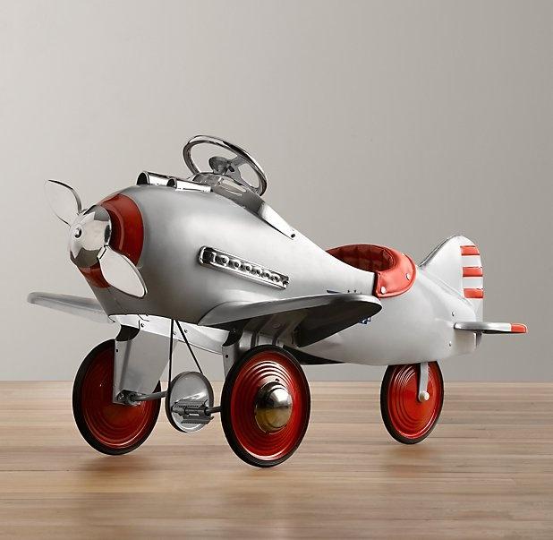 Vintage Pedal Plane Toys Pedal Cars Toys Restoration