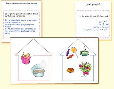 Bonnes manières en Islam