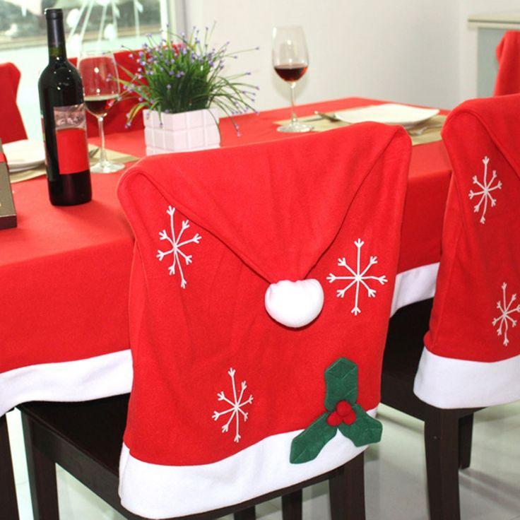 Santa Claus Chair Cover Pattern
