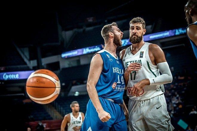 Grecia desespera hasta a Sabonis: Lituania, eliminada | Baloncesto | EL MUNDO http://www.elmundo.es/deportes/baloncesto/2017/09/09/59b44b47468aeb8f2b8b4660.html