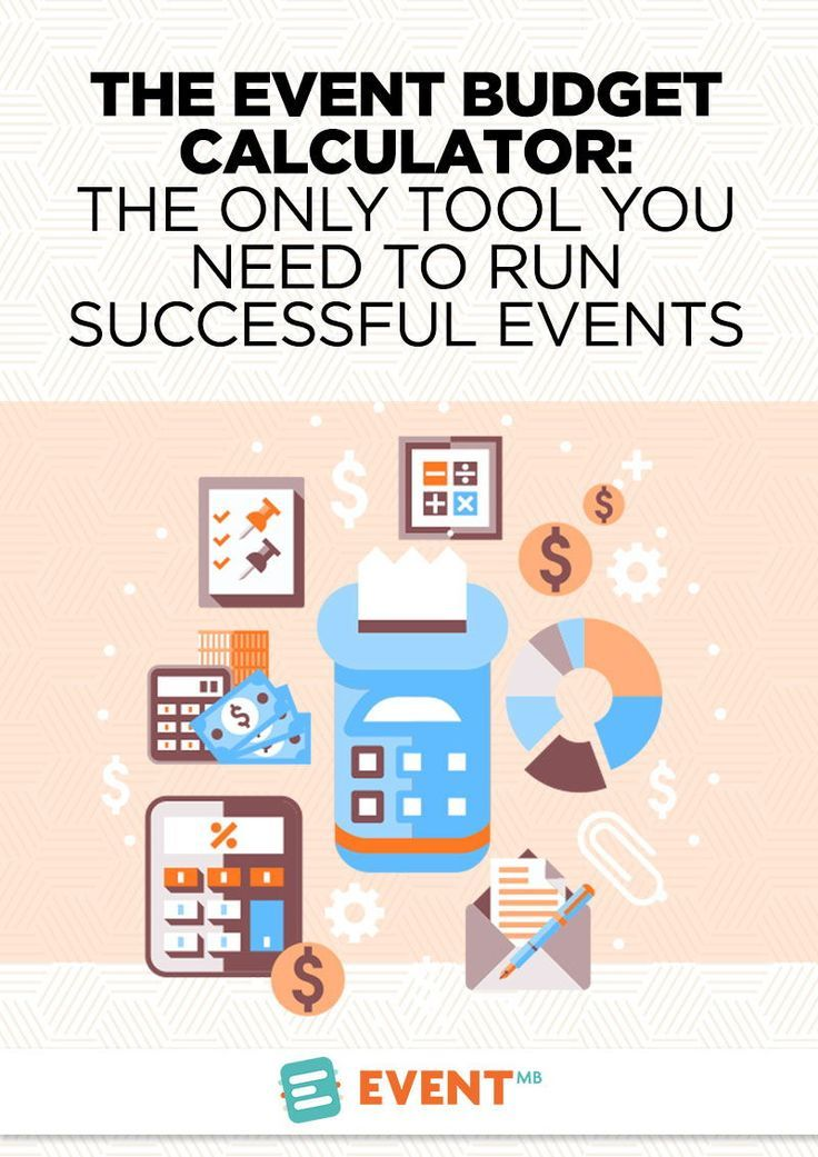 Event Budget 60 Tips, Templates and Calculator for 2019 Event