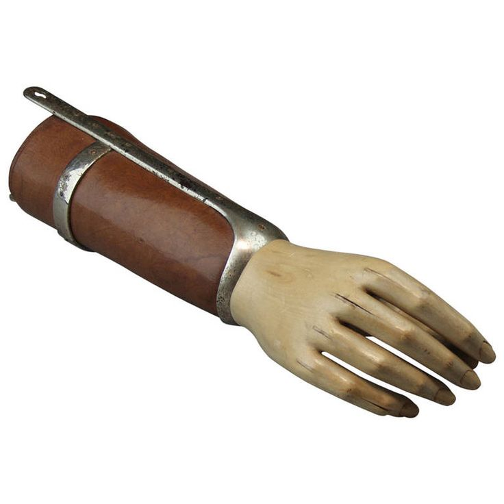 Woman's Right Artificial Hand, circa 1920 | 1stdibs.com