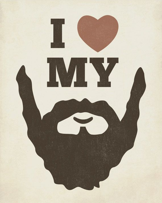 I <3 my beard #beard #beard #facialhair #stash #men #rugged #manly #woodsman #lumberjack
