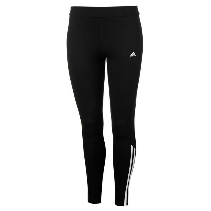 adidas | adidas 3 Striped Long Tights Ladies | Gym Clothes and For Women