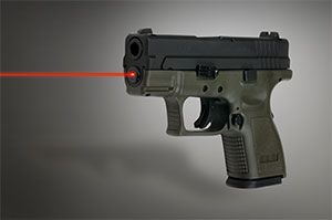 LaserMax Internal Laser Springfield XD Sub-Compact 9mm & .40cal