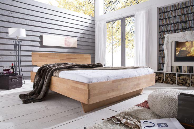 Massive Schlafzimmermöbel #Schlafzimmer #Bett #Massivholzbett #Kleiderschrank #Kommode #Massivholz #massiv #Schlafraum #schlafen