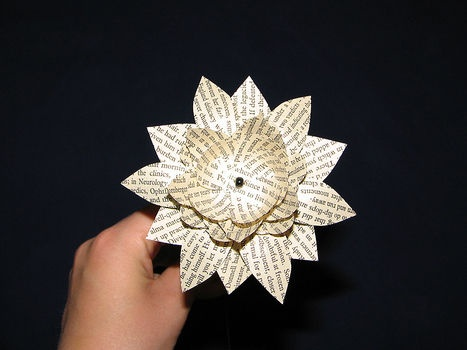 free paper flower making