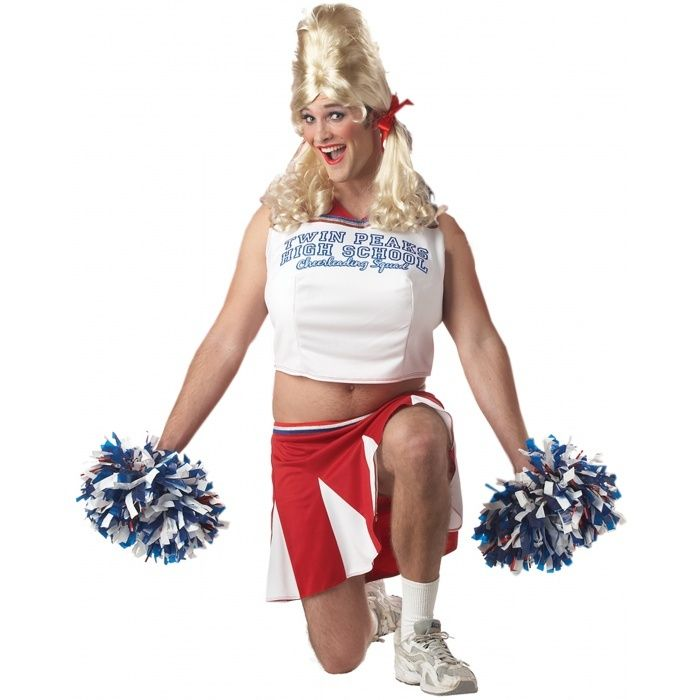 male cheerleaders Funny