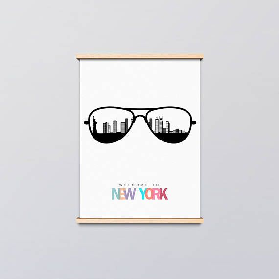 Digital poster with sunglasses and Paris. Welcome to Paris. Printable poster.  ----------------------------------------------------------------------------------  This listing is for the poster pictured above in JPG and PDF format in the following sizes: ✱ 5x7 inches 12,7x17,78 cm ✱ 18x24 inches 45,72x60,96 cm ISO (International Standard Size) ✱ A4 (21x29,7 cm) ✱ A3 (29,7x42 cm) ----------------------------------------------------------------------------------  How to order: 1. Place this…