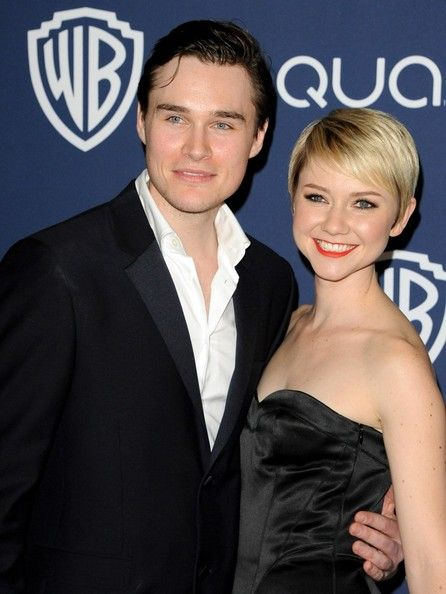 Sam Underwood & Valorie Curry - The Following