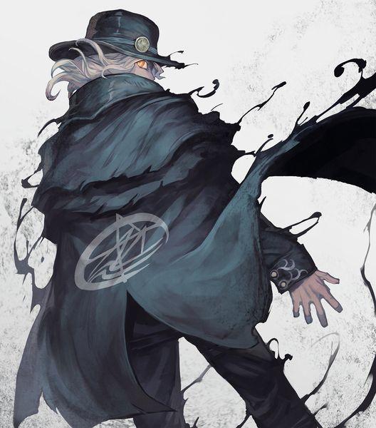 Edmond Dantes Avenger FGO