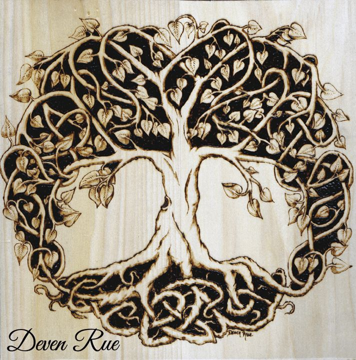 Tree Of Life Ideal Size Of A 48: Best 25+ Celtic Tree Ideas That You Will Like On Pinterest