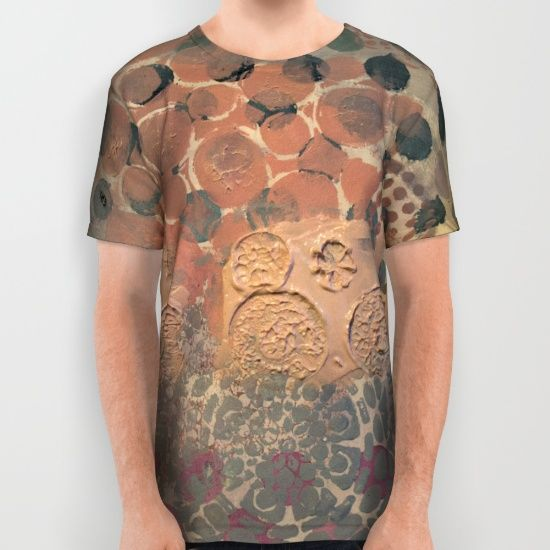 A Light Touch 'all over print' t-shirt by Natalie Bester, $34.  https://society6.com/product/a-light-touch_all-over-print-shirt#57=422