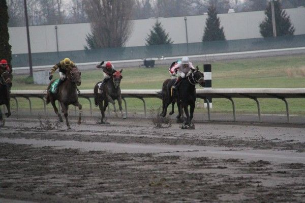Portland Meadows Top Jockey Eliska Kubinova