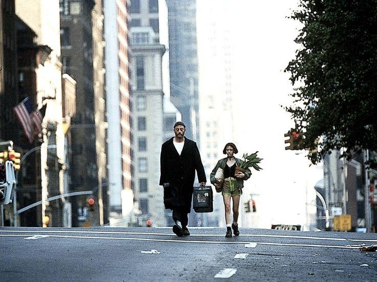 Léon: The Professional - natalie Portman - Jean Reno - Luc Besson