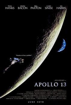 Apollo 13 : 1995Thirteen Movie'S Jpg, American History, Lunar Mission, June 1995, File Apollo Thirteen, Lost Moon, Kevin Bacon, Book Lost, Auguste 2008