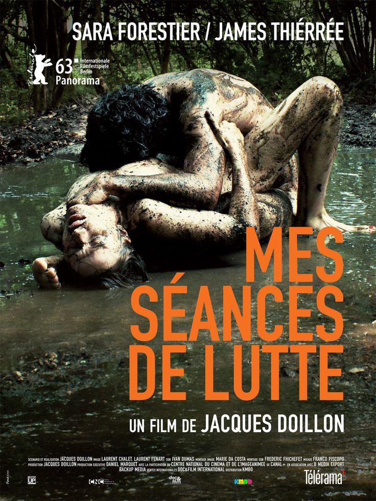 A Voir absolument le film de Jacques Doillon Mes séances de lutte avec Sara Forestier et James Thiérrée