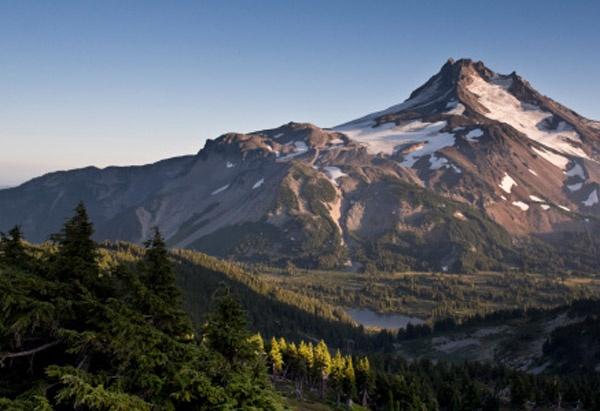 Mount Jefferson on the Pacific Crest Trail - Oprah.com