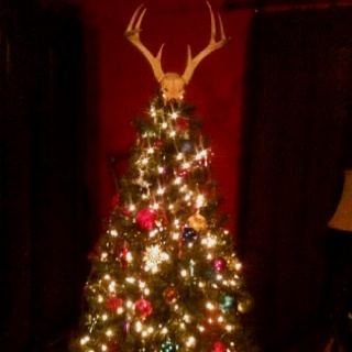 36 Best Redneck Christmas Party Images On Pinterest Redneck  - Redneck Christmas Tree Decorations