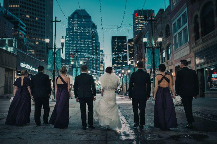 Calgary Gatsby wedding - Kingdom Come Photography