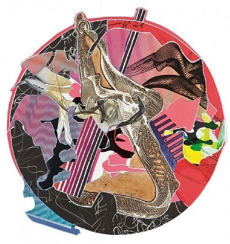 Frank Stella, Sanor - Lithograph, screenprint, etching, aquatint ...