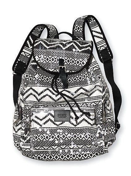 Victoria's Secret Backpack Normally, I don't like Victoria's Secret, but... THIS. IS. ADORABLE!!!
