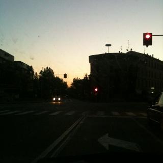 Modena, 5 a.m.