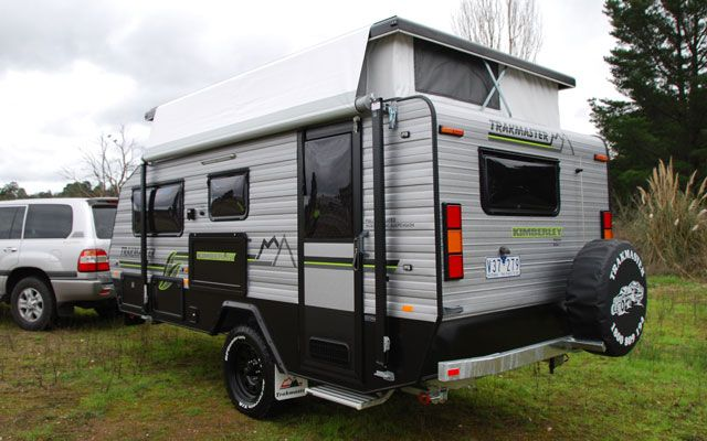 Beautiful The Conqueror UEV 440 Off Road Camper Trailer Is A Rugged Camper Trailer With Room For Sleeping Eating And Entertaining It Is Compact, Extremely Versatile And Packs Everything From Wine Glasses To Twoburner Stoves And Flat