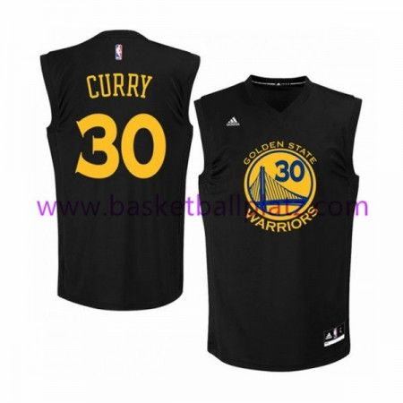 Golden State Warriors Trikot Herren 15-16 Stephen Curry 30# Alternate Basketball Trikot Swingman
