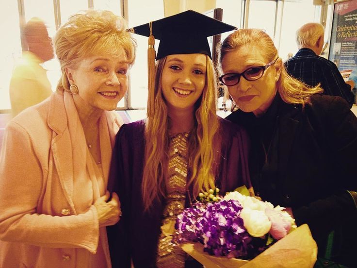 Billie Lourd's Stepfather Bruce Bozzi Writes Emotional Tribute FollowingDebbie Reynolds and Carrie Fisher's Deaths