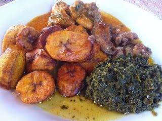 A girl walked into a Blog: Congolese Culinary Delights