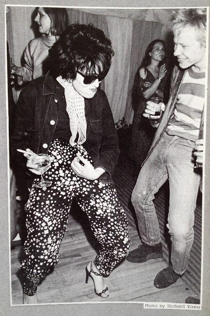 ART SKOOL DAMAGE : Christian Montone: Siouxsie: Books & Tour Programs (1982 - 1992)