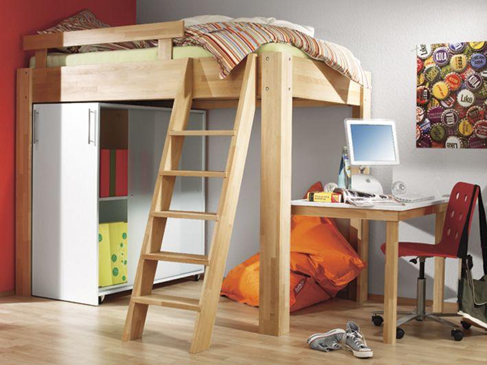 selbst ist der mann bauplan hochbett 04 2009 holzprojekte in 2019 hochbett selber bauen. Black Bedroom Furniture Sets. Home Design Ideas