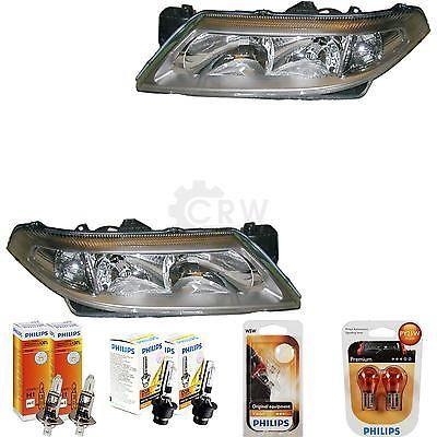 Xenon Headlight Set RENAULT LAGUNA II Phase 1 BUILT 01-05 Valeo 56748795