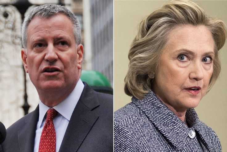 De Blasio in secret bid to be Dems' 2016 pick