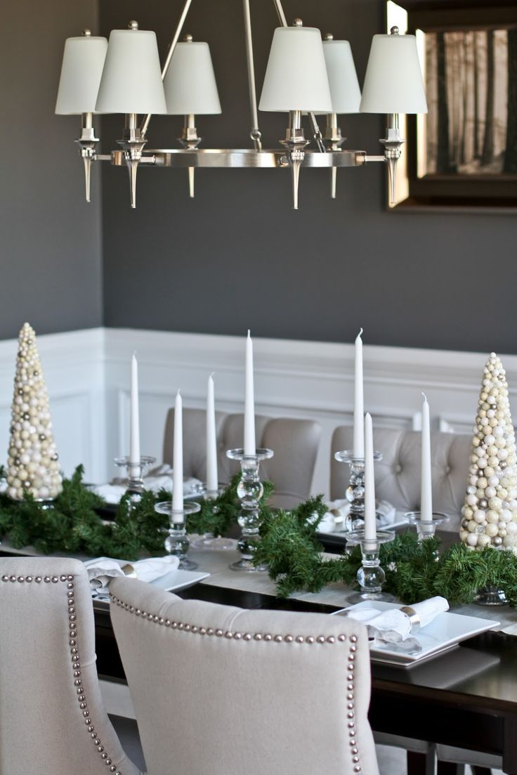 wainscoting ideas pinterest dark grey walls and dining room