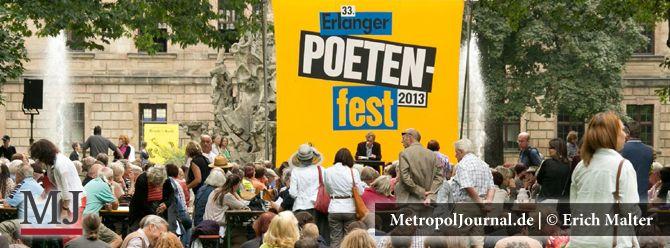 (ER) 34. Erlanger Poetenfest – 28. bis 31. August 2014 - http://metropoljournal.de/erlangen-34-erlanger-poetenfest-28-bis-31-august-2014/