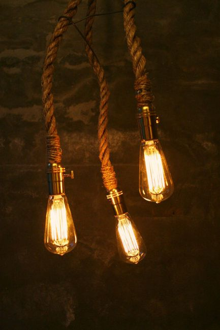 Chandelier lighting industrial light 3 edison bulb hanging light hanging lamp love this shop on etsy