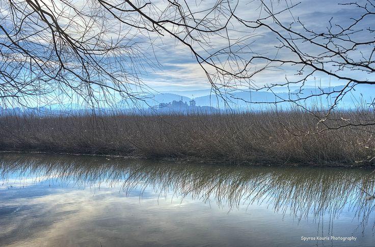 Landscape, Photography, Colors, Ioannina, Lake, Island, Pamvotis, Greece