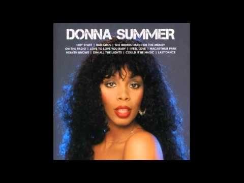 Donna Summer Greatest Hits full album - YouTube