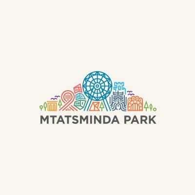 Mtatsminda Park Logo | Logo Design Gallery Inspiration | LogoMix
