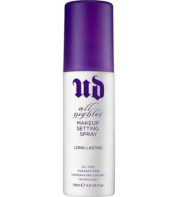 URBAN DECAY - All Nighter long-lasting make-up setting spray 120ml   Selfridges.com
