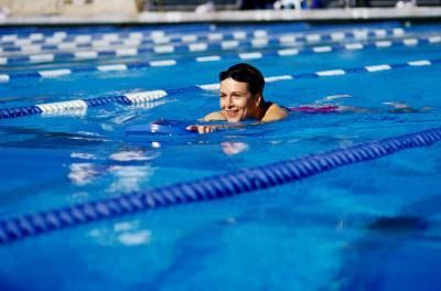 Learn bilateral breathing swimming freestyle videos